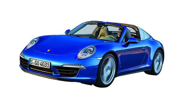"""Mauerin valitsema nuoruuden ihanne: Porsche 911. """"Ykkössuosikkini – ja sukupolvella ei ole niin suurta väliä."""""""