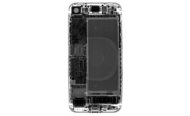 Tältä Applen uutukainen näyttää lasikuorensa alta.