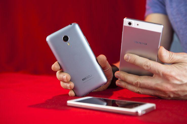 kiinalainen kännykkä