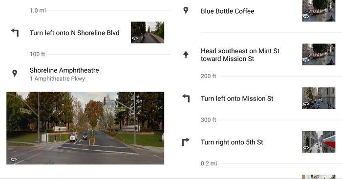 Google Mapsissa Androidilla Katunakymat Auttavat Nyt Navigoinnissa