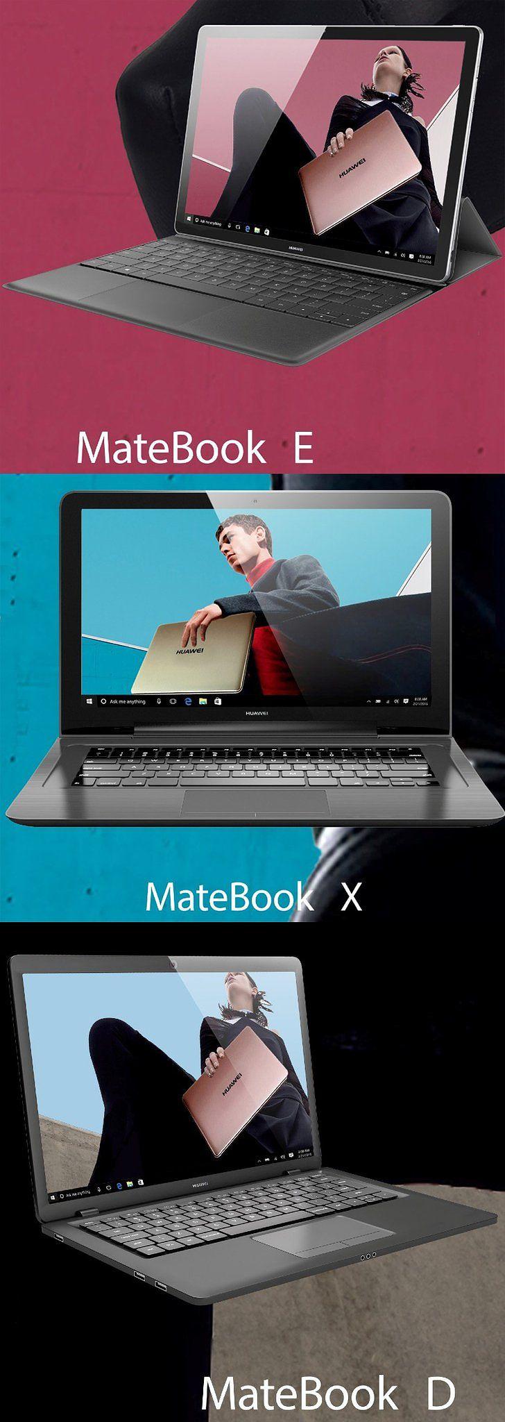 Huawein MateBookit Evan Blassin julkaisemassa vuotokuvassa.
