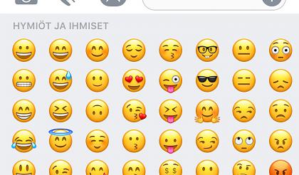 Emojit Tietokoneella