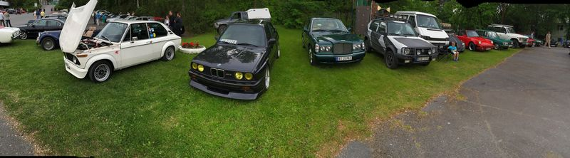 E30 M3, Bentley Turbo AND Golf on stereoids...?....only at C&C!!​