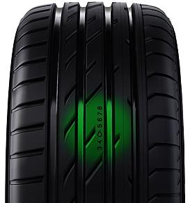 Slitage av sommardäck och DSI-slitagevarnare - Nokian Tyres SE