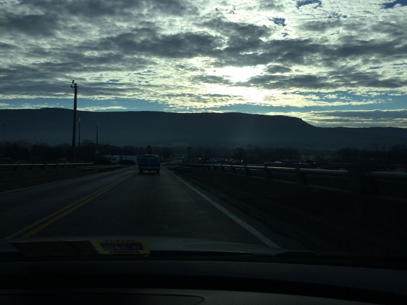 Heading for the mountains of VA.​