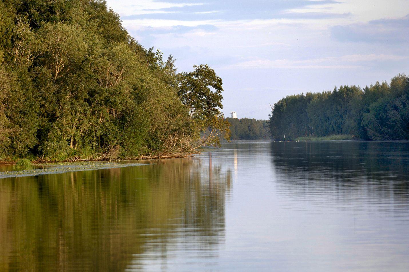 Kokemäenjoki. Kuva: LS-arkisto/Esa Urhonen