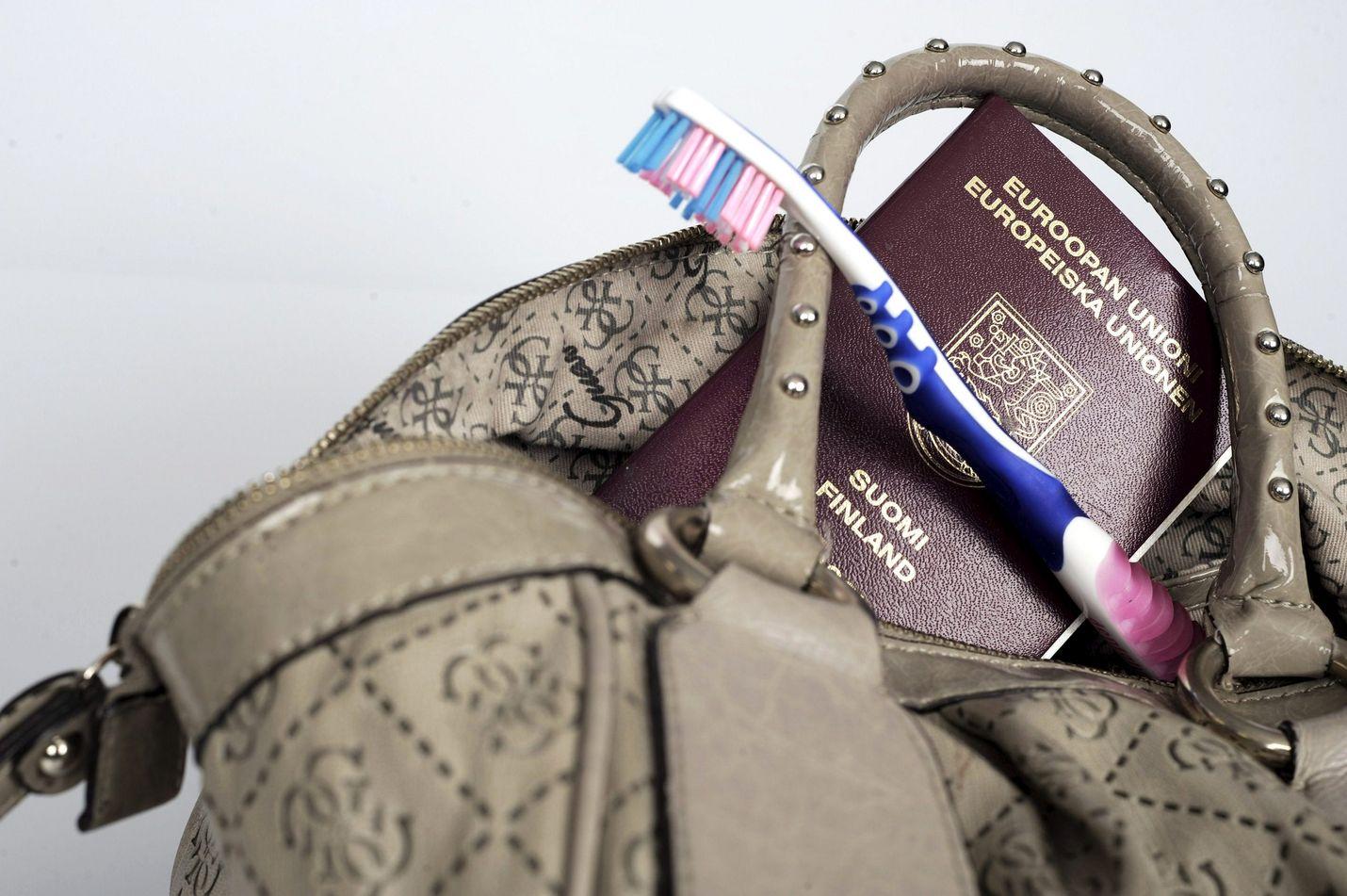 Passiasiat kannattaa laittaa kuntoon ennen matkalle lähtöä.