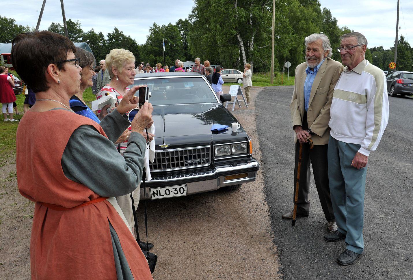 Köyliö-päivät kesällä 2013. Kuva: LS-arkisto/Juha Sinisalo