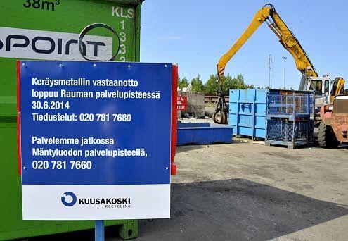 Kuusakoski Rauma