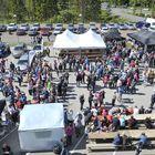 Marva Median johtaja Reima Numminen arvioi, että kaikkiaan avoimissa ovissa vieraili 3 000-4 000 kävijää.
