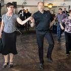 Elina ja Jari Tommila ovat tuttu näky tanssilattialla.