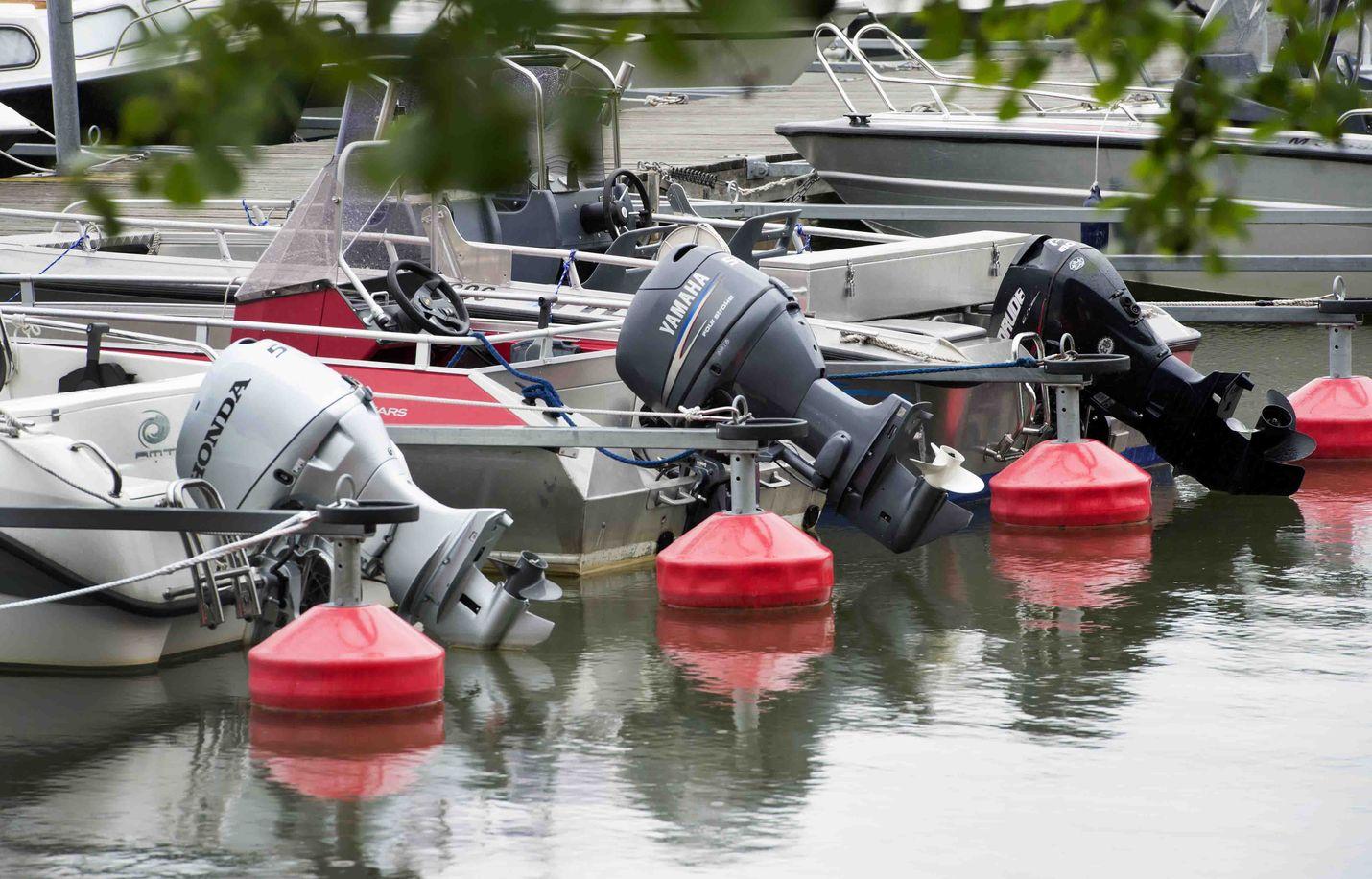 Liikenteen turvallisuusvirasto Trafi on vastannut veneiden rekisteröinnistä nyt vuoden verran. Kuva: Esa Urhonen