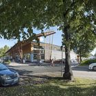 Kauppakeskus Wännin ulkoasu on saanut kaupunkilaisilta paljon positiivista palautetta.