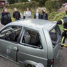 Ari Mikkola kertoo karun esimerkin avulla mopoauton vaaroista.