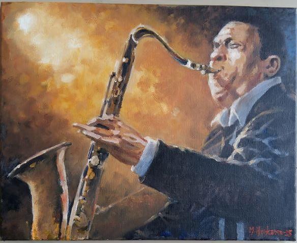 John  Coltrane, 2015. Kuva: Mika Honkanen