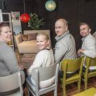 Teatteri Kuperkeikk palkittiin kulttuurin mitalilla. Kuva: LS-arkisto/Pekka Lehmuskallio