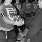 Maalivahti Risto Kaitala pelasi mestaruuskaudella myös Suomen A-maajoukkueessa. Leijonakutsuja saivat myös Matti Keinonen, Pentti Rautalin ja Teppo Rastio.