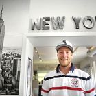LS:n urheilun mitalilla palkittu Antti Raanta oli mitalijuhlan aikaan New Yorkissa. Kuva: LS-arkisto/Juha Sinisalo