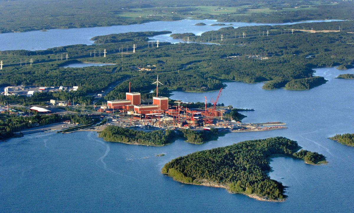 Katso Kuvat Olkiluodon Ydinvoimahistoriasta