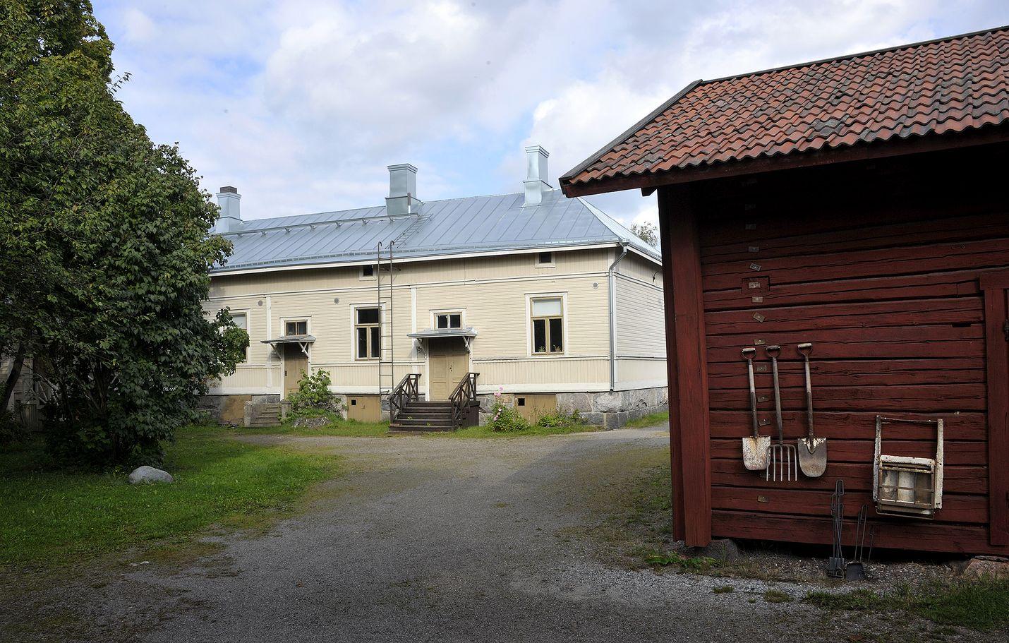 Korjausrakentamiskeskus Tammelan kesäkausi on käynnistynyt. Kuva: LS-arkisto/Juha Sinisalo
