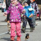 Kiira Äärilän koiran nimi on Tessa. Tessa on pehmoeläinkoirista paras.