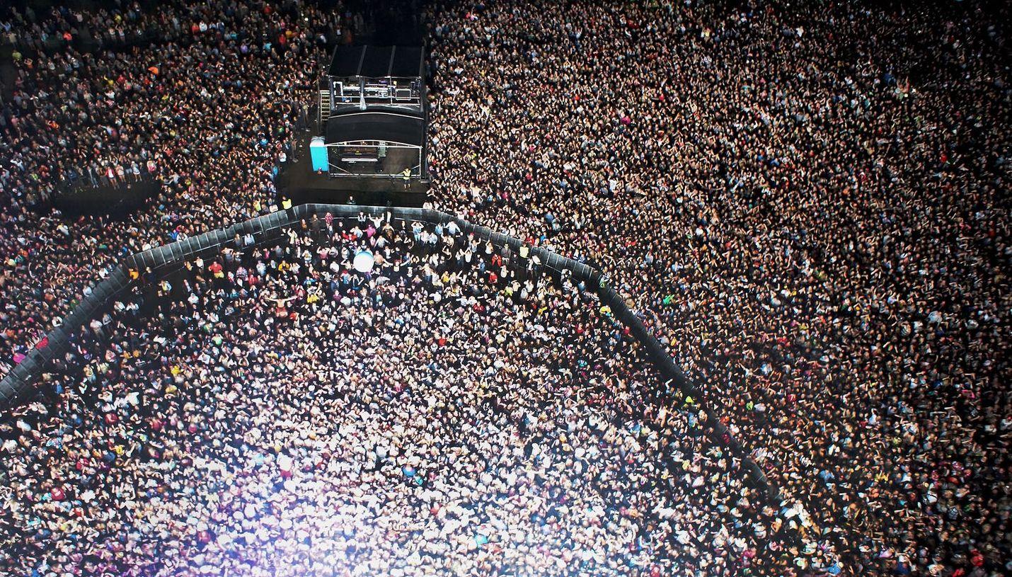 Viime kesänä Turun Ruisrock ylsi kävijäennätykseensä, kun festareilla vieraili yhteensä 93 000 henkeä. Kuva: Ruisrock