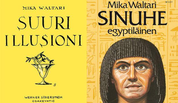 Mika Waltari Suuri Illusioni
