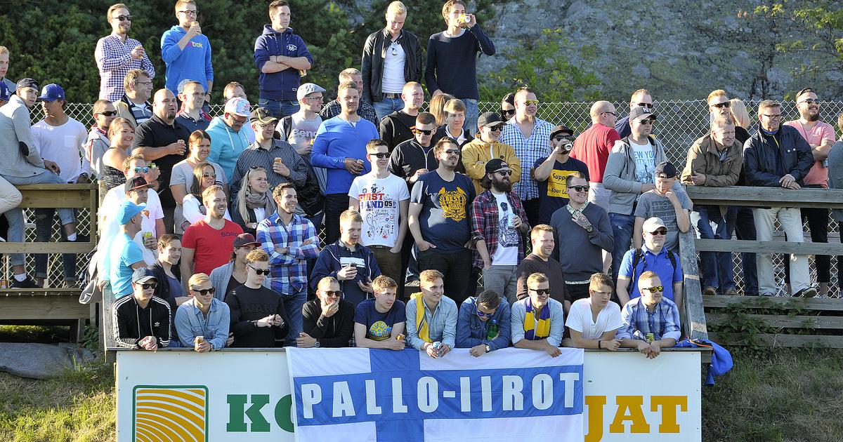 Näin Pallo-Iirojen valmentaja ja kapteeni selittivät pitsiromahdusta
