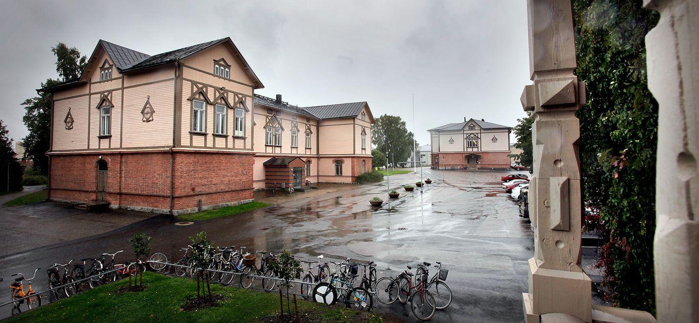 Kaarlo Franssila asui Raumalla kymmenen vuotta. Hänen sydäntään lähellä oli opettajankoulutuksen kehittäminen.