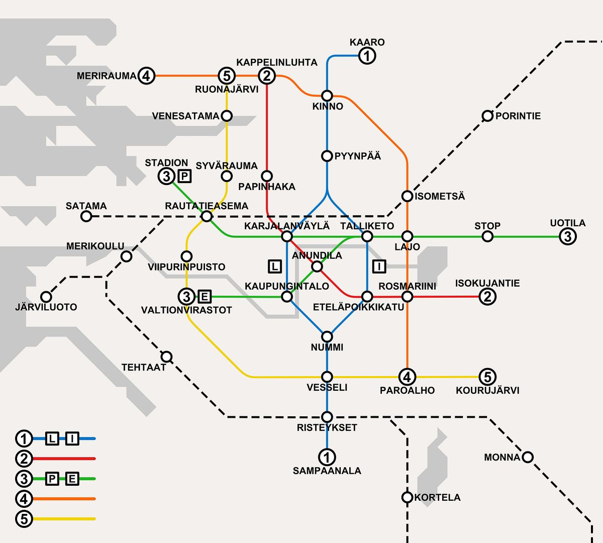 Subway Rauma