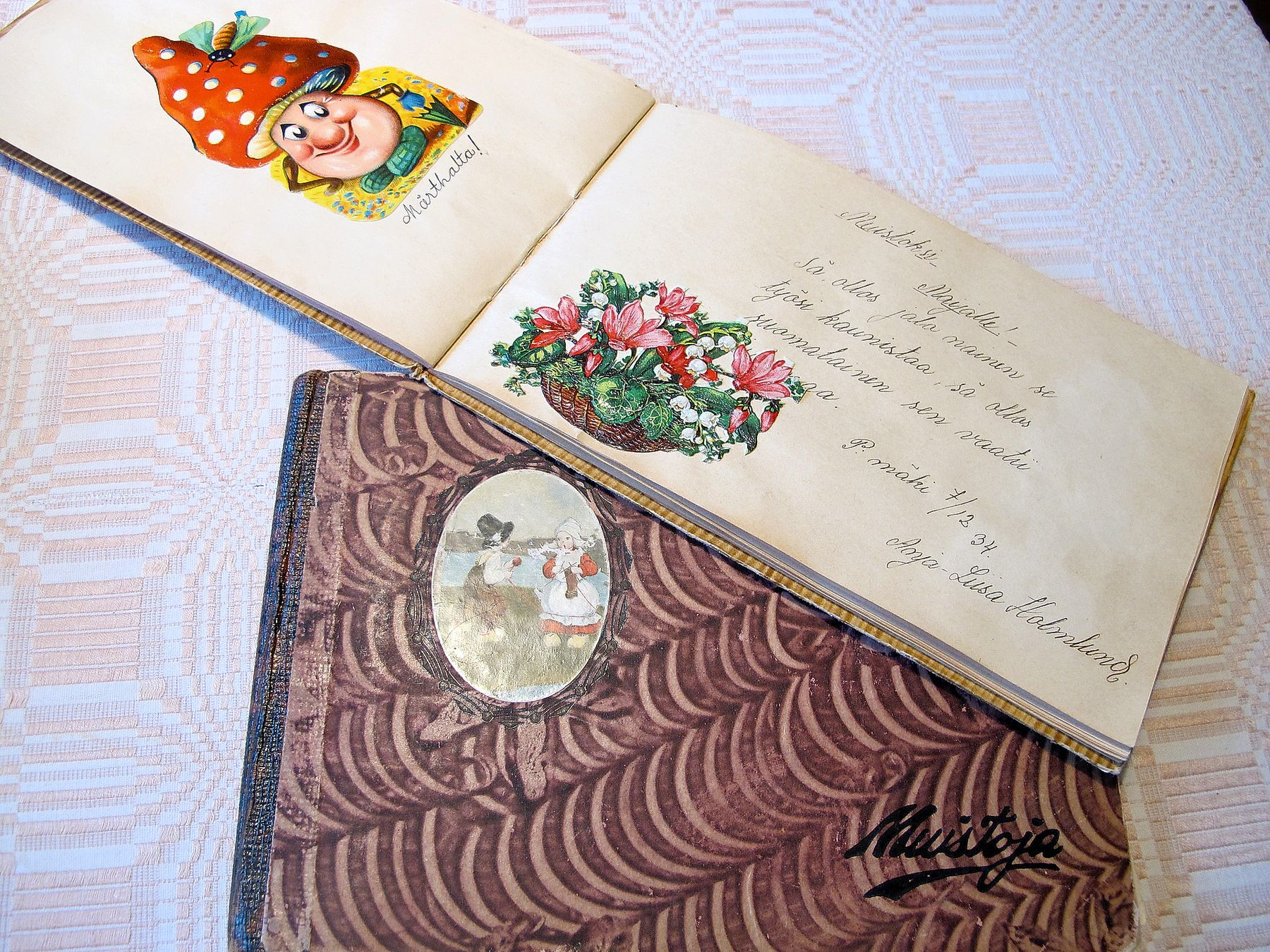 Muistokirja