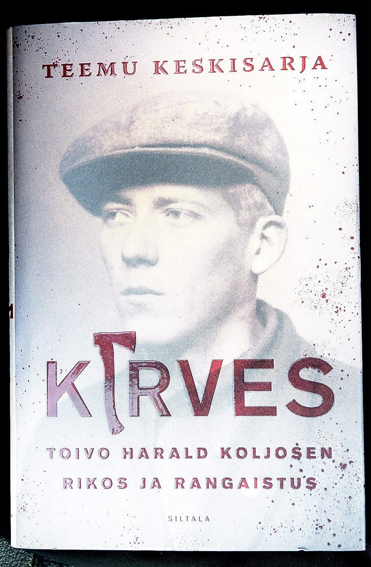 Kirves Koljonen