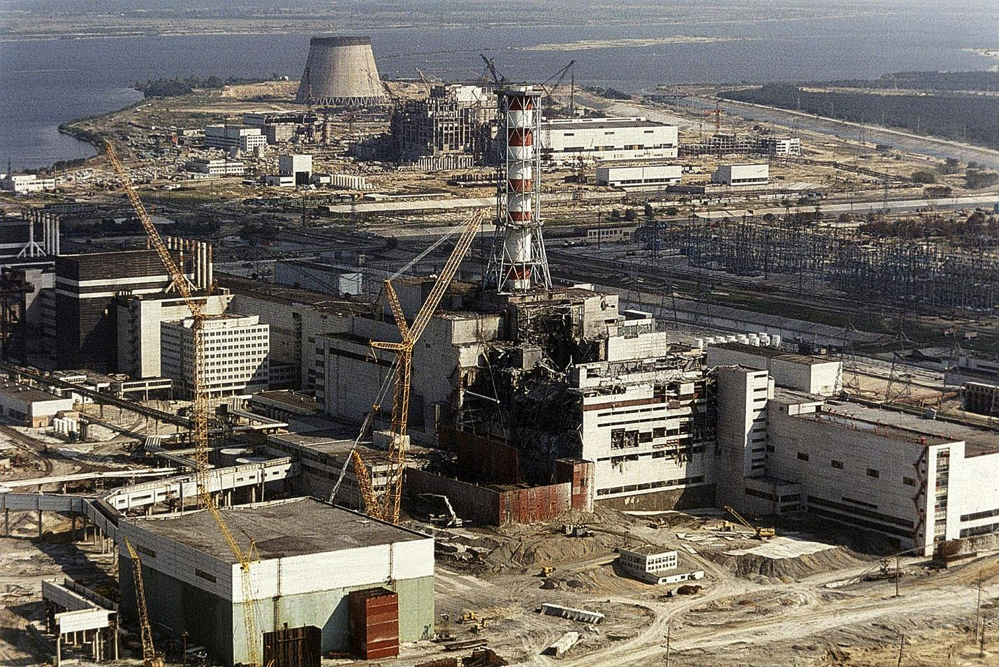 Tsernobyl Onnettomuus