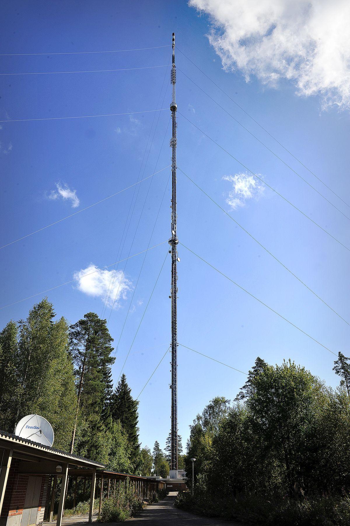Tv Kanavien Taajuudet Antenniverkossa