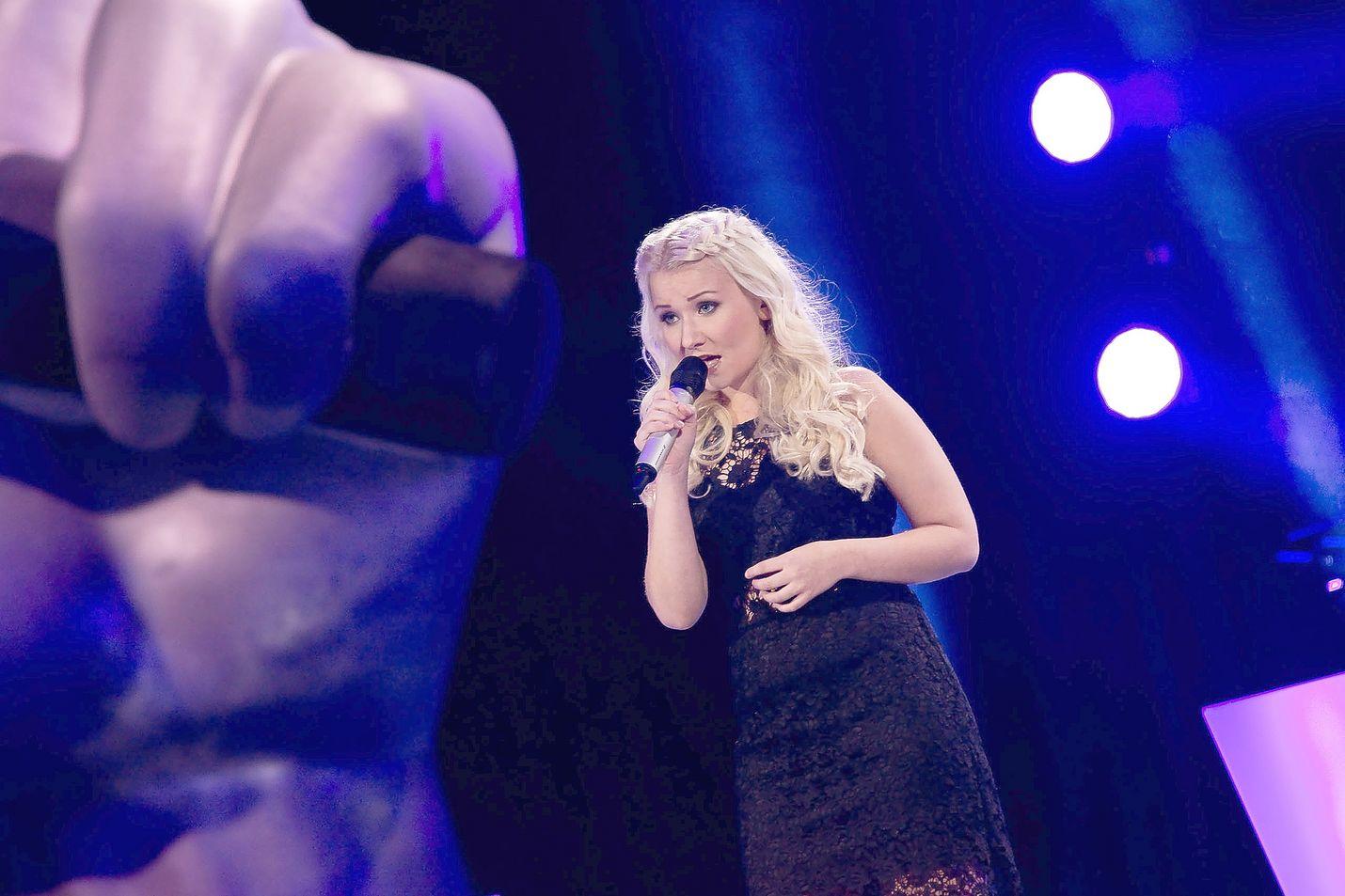 Raumalaislähtöinen Jessica Uussaari sai jatkopaikan kaksintaisteluista The Voice of Finland -kilpailussa. Hänen taisteluparinaan oli Kirsi Mäkiniemi Alavudelta.