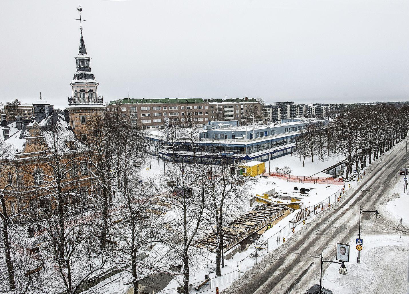 Rauman Kanalin länsirantaa koskeva asemakaavamuutos etenee takkuillen, koska päätöksenteossa on tapahtunut menettelyvirhe.