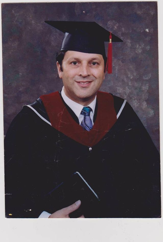 Graduation Day, Vancouver 1994​