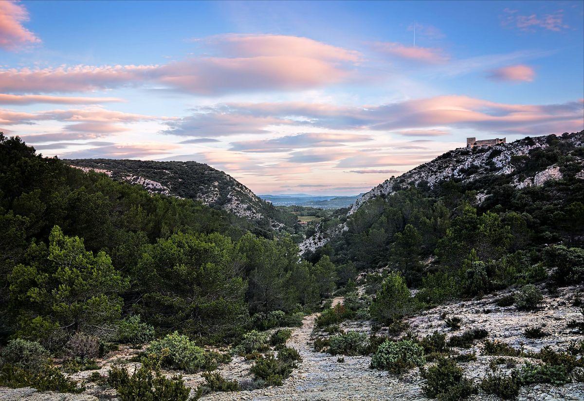 Vue Languedoc-Roussillon