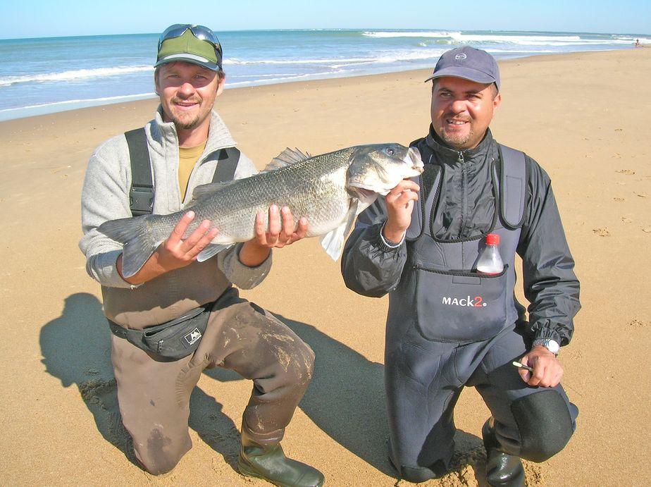 La pêche sportive avec David Daussot - © DR