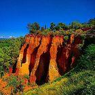 Les Ocres en Roussillon ©Flickr - Ivan Phan