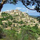 Village provençal dans l'arrière-pays