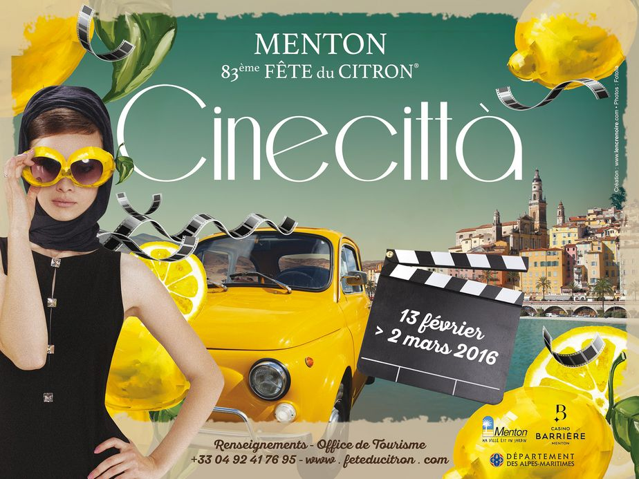 Pierre et Vacances - Menton - Fête du Citron -