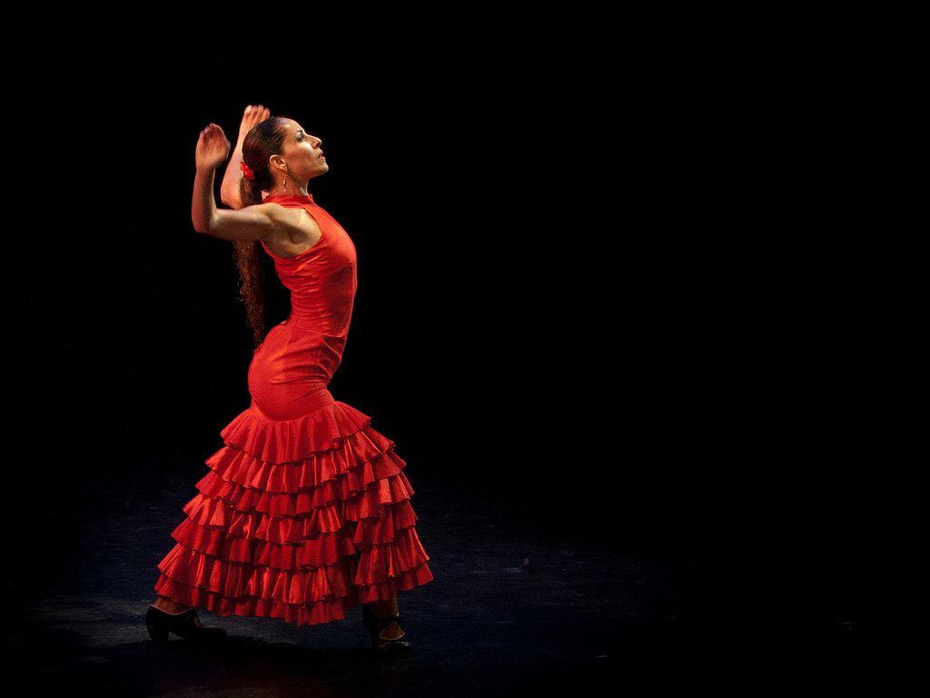 Flamenco, danse