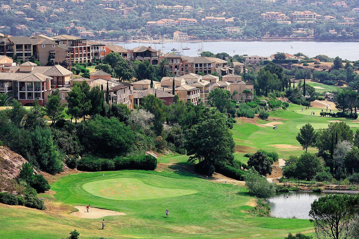 Golf de Cap Esterel top 10 des golfs