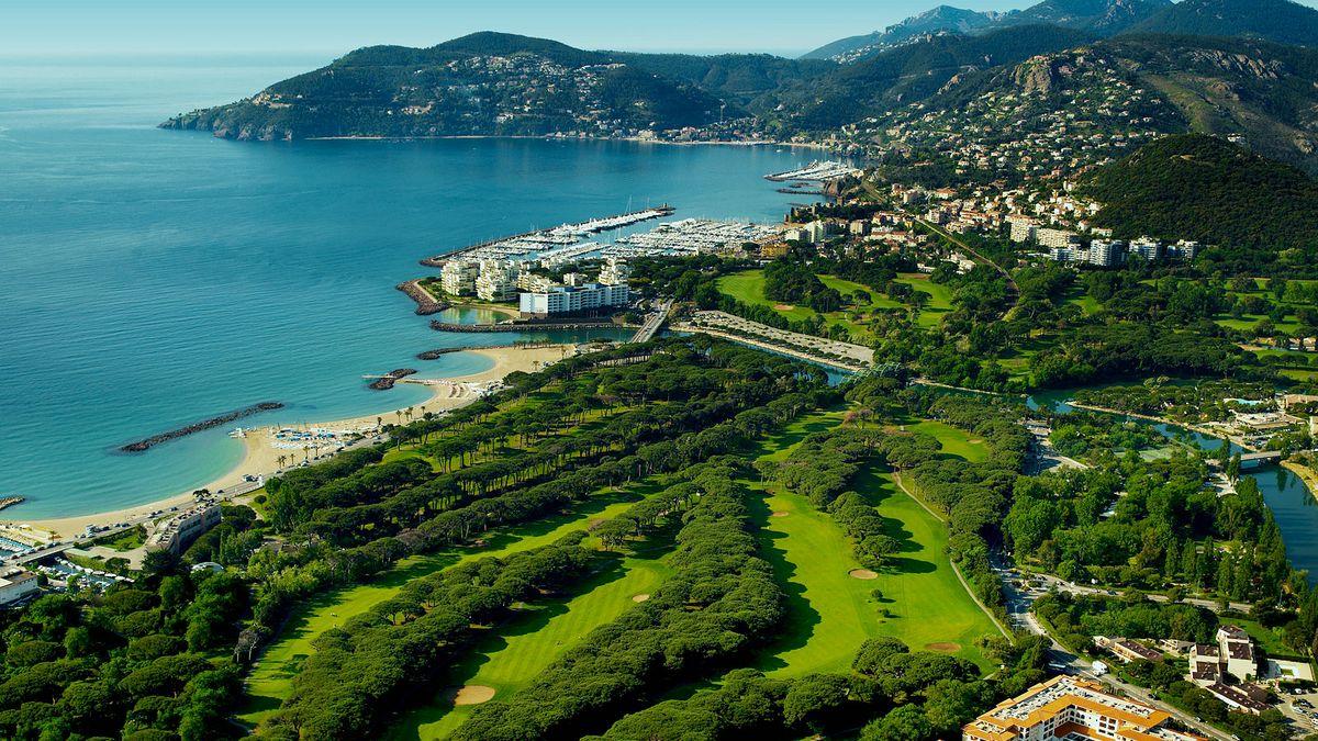 Golf de Cannes-Mandelieu top 10 des golfs