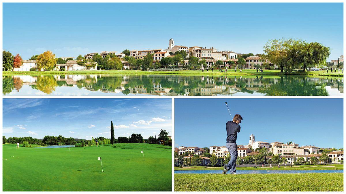 Golf de Pont-Royal top 10 des golfs