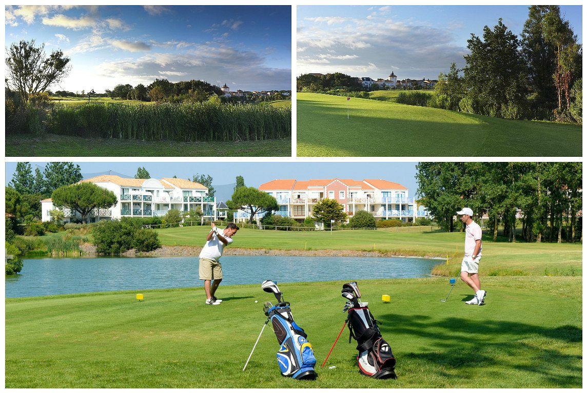 Golf de Port-Bourgenay top 10 des golfs