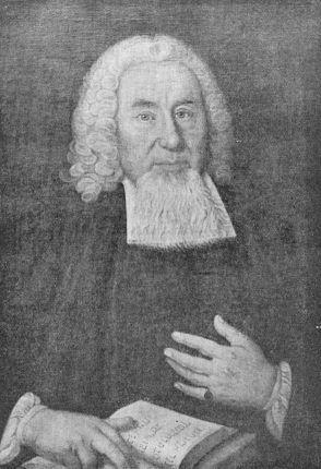 Piispa Daniel Juslenius. Kuva: WikimediaCommons.