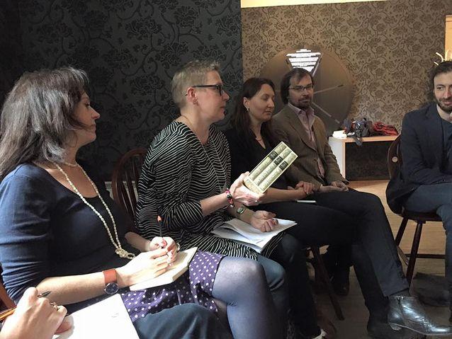 Tallinnan HeadRead-kirjallisuusfestivaalilla toukokuussa 2015 kansainvälinen kriitikko- ja kustantajaryhmä keskusteli unohtuneista eurooppalaisista klassikkokirjoista.