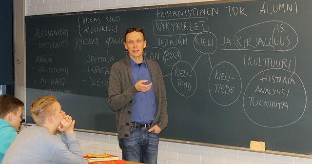 Tomi Huttunen muualla verkossa - 375 Humanistia